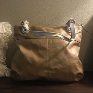 Perfect Spring Coach Tote Bag